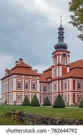 Marianska Tynice is a former pilgrimage destination in Czech Republic