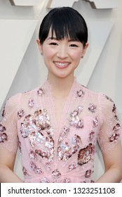 Marie Kondo at the 91st Annual Academy Awards held at the Hollywood and Highland in Los Angeles, USA on February 24, 2019.
