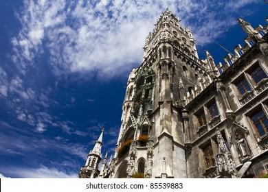 Marienplatz, Munich city center