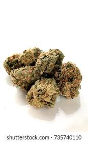 marijuana buds DOUBLE DREAM