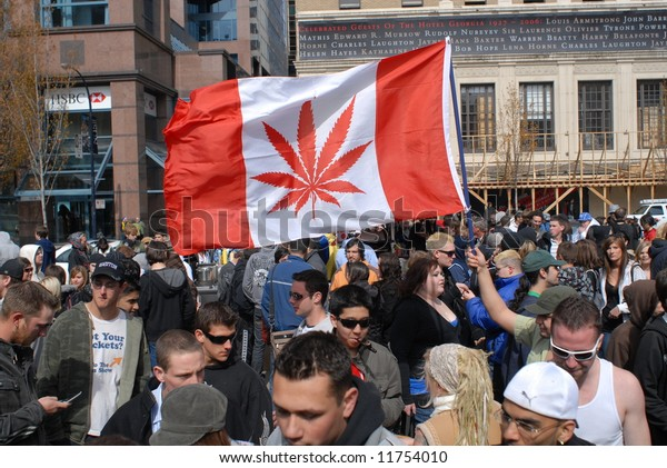 Marijuana Day in Vancouver