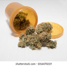 Marijuana Medicine, weed instead of pills
