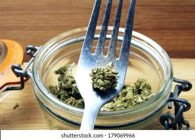 Marijuana Munchies and Cannabis Edibles.