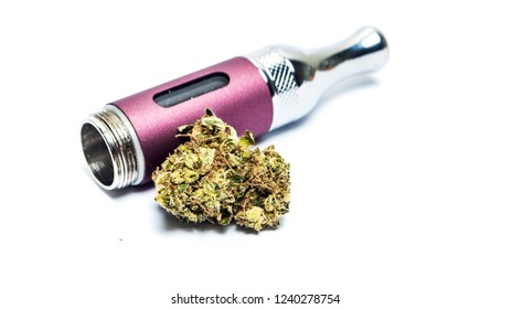 Marijuana Vape, Vaping Cannabis Oil and Bud