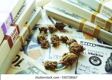 Marijuana ( In Weed We Trust )