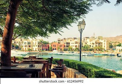 Marina, Aqaba, Jordan