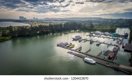 Marina Bay Miri, Sarawak.
