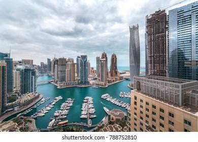 Marina View Panorama