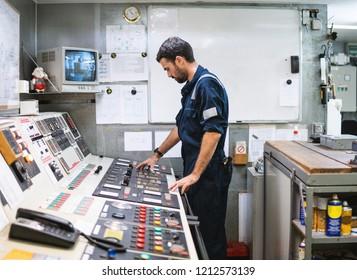 Marine Engineering Images, Stock Photos & Vectors | Shutterstock