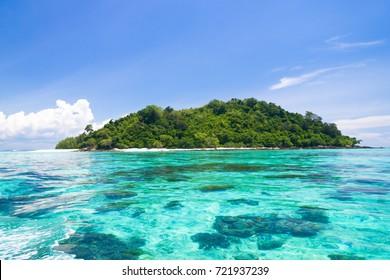Marine Fantasy Idyllic Seascape