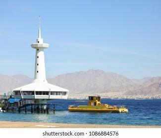 marine observatory on the red sea