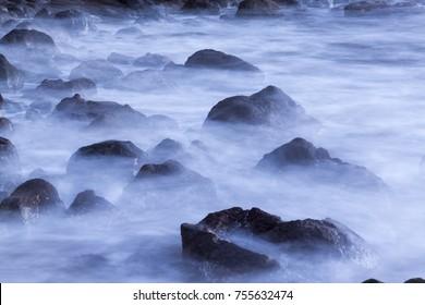 Marine rocks, Gran Canaria