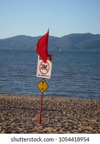 Marine singer warning (Australia)