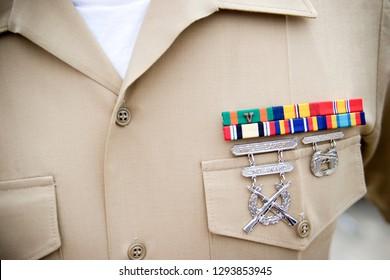 Marine Uniform Honors