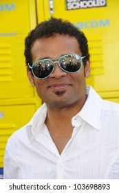Mario Van Peebles at the Los Angeles Premiere of 'Get Schooled - You Have the Right'. Paramount Pictures, Los Angeles, CA. 09-08-09