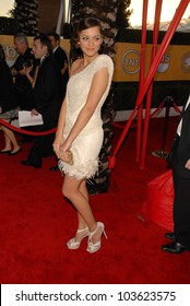 Marion Cotillard at the 16th Annual Screen Actor Guild Awards Arrivals, Shrine Auditorium, Los Angeles, CA. 01-23-10