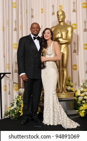 Marion Cotillard & Forest Whitaker at the 80th Annual Academy Awards at the Kodak Theatre, Hollywood. February 24, 2008 Los Angeles, CA Picture: Paul Smith / Featureflash