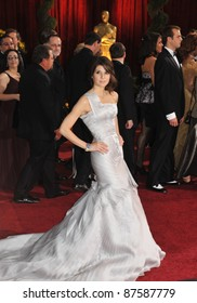 Marissa Tomei at the 81st Academy Awards at the Kodak Theatre, Hollywood. February 22, 2009  Los Angeles, CA Picture: Paul Smith / Featureflash