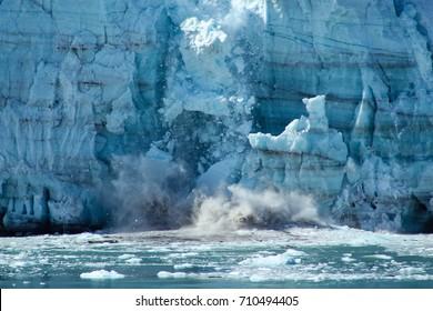 Marjorie Glacier Melting