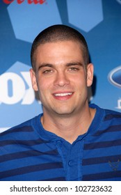 """Mark Salling at Fox's """"American Idol"""" Top 12 Finalists Party, Industry, West Hollywood, CA. 03-11-10"""