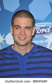 Mark Salling at the party for the American Idol Final 12 at Industry, Los Angeles. March 11, 2010  Los Angeles, CA Picture: Paul Smith / Featureflash