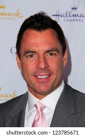 Mark Steines at the Hallmark Channel and Hallmark Movie Channel Winter 2013 TCA Gala, Huntington Library and Gardens, San Marino, CA 01-04-13