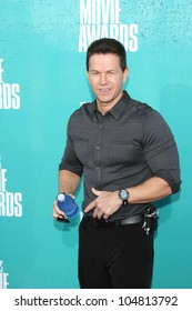 Mark Wahlberg at the 2012 MTV Movie Awards Arrivals, Gibson Amphitheater, Universal City, CA 06-03-12