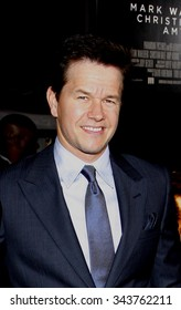 """Mark Wahlberg at the Los Angeles Premiere of """"The Fighter"""" held at the Grauman's Chinese Theater in Hollywood, California, United States on December 6, 2010."""