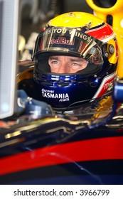 Mark Webber, Red Bull Formula One 2007