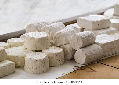 market cheeses