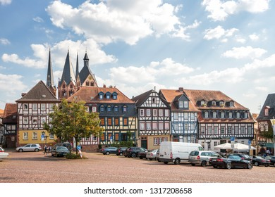 Market of Gelnhausen, Germany