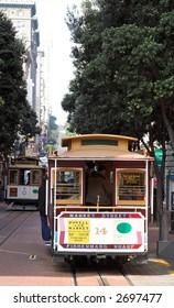 Market Street Cable Car (San Francisco)
