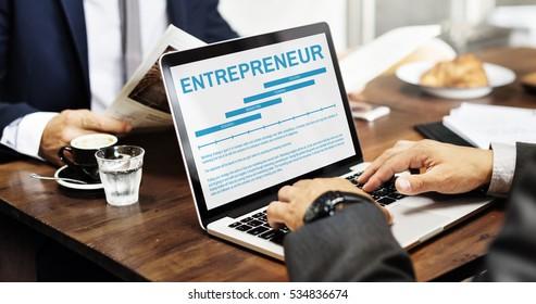 Marketing Business Strategy Progress Concept