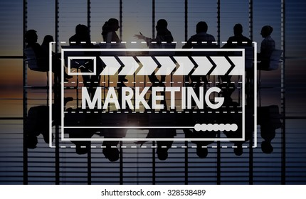 Marketing Planning Strategy Commercial Advertisement Concept