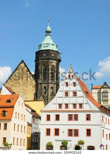 Marketplace Pirna