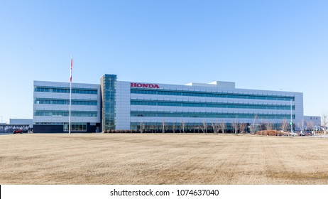 Thornhill Ontario Canada February 26 2018 Stock Photo Royalty Free