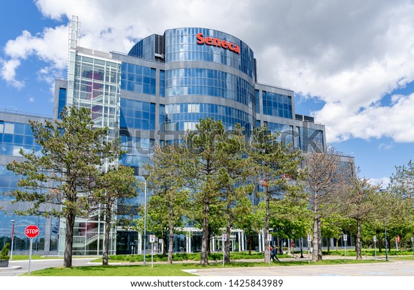 Markham Ontario Canada June 03 2019 Stock Photo Edit Now 1425843989