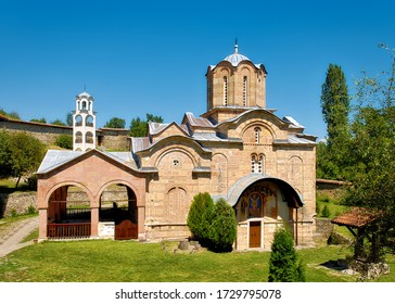 Markov Monastery in Skopje, Macedonia. It is built in 1346 has been active since its establishment. It is Macedonian religious and cultural heritage.