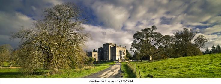 Markree Castle Collooney, County Sligo, Ireland
