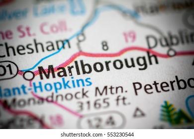 Marlborough. New Hampshire. USA