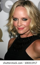 """Marley Shelton  at the GQ 2010 """"Men Of The Year"""" Party, Chateau Marmont, West Hollywood, CA. 11-17-10"""