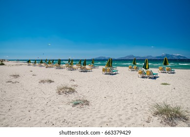 Marmari beach in Kos ilsland Greece