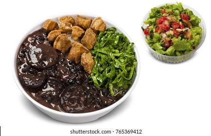 Marmita or marmitex, meal to take.