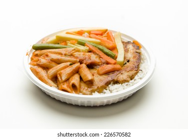 Marmita, meal to take.