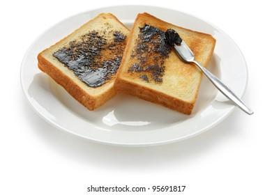 marmite toast