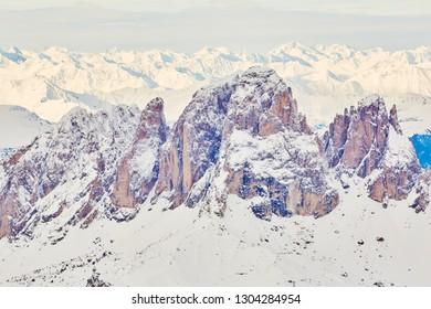 Marmolada - Italian Alps
