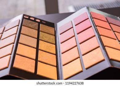 Marmoleum and linoleum colors