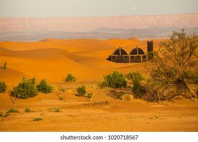Marocco merzunga Sahara