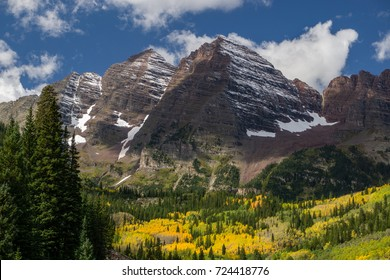 Maroon/Snowmass Wilderness, Aspen, Colorado.