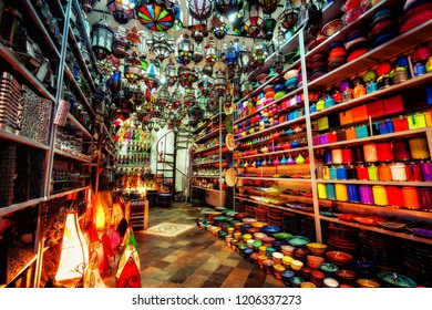 Marrakesh Store in Marocco taken in September 2015